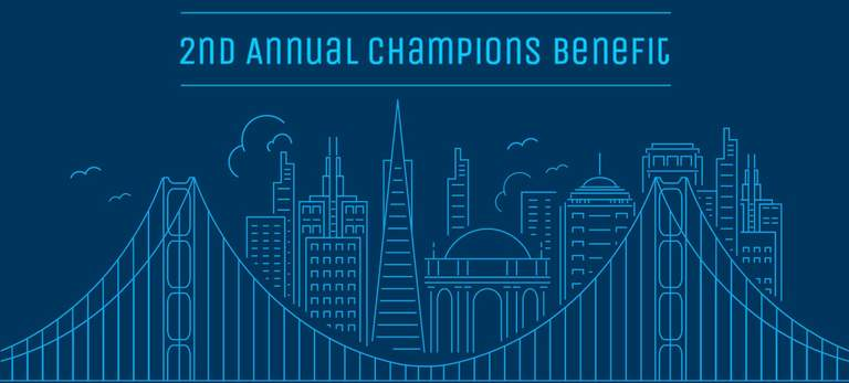 Champions Benefit 2019 Events Header 2