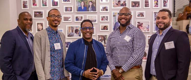Male Mentors Of Color Banner